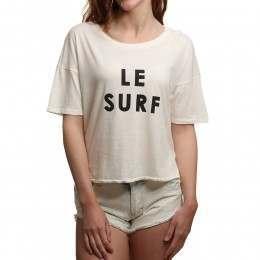 Amuse Society Le Surf Tee Casa Blanca