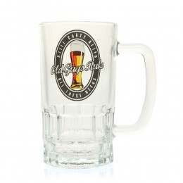 Old Guys Rule Beer Stein Still Crazy