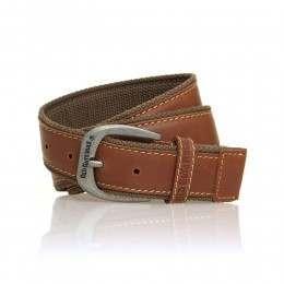 Old Guys Rule 'OGR' Belt Antique Brown