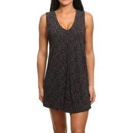 Amuse Society Sunchaser Dress Black Sands