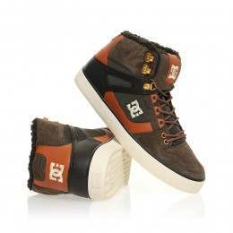 DC Spartan High WC WNT Shoes Military