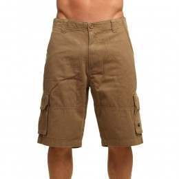 Old Guys Rule Walk Shorts Khaki