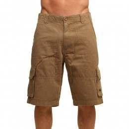 Old Guys Rule Walk Shorts Khaki