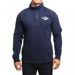 Old Guys Rule Surf Icon 1/4 Zip Jersey Navy