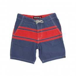 QUIKSILVER BOYS CAT WALK SHORTS Washed Navy