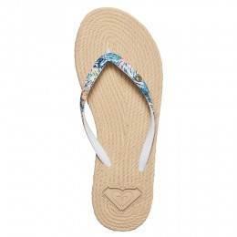 Roxy South Beach Sandals Royal Blue/Turq