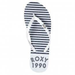 Roxy Viva Stamp II Sandals White