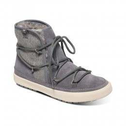 Roxy Whistler Boots Charcoal