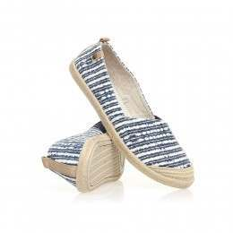 Roxy Flamenco Espadrilles Navy/White