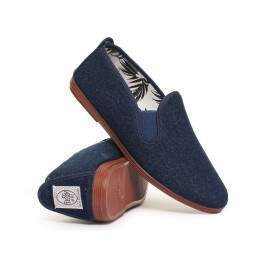Flossy Womens Arnedo Shoes Denim