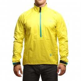 PALM TEMPO LIGHTWEIGHT SPRAY JACKET LEMON