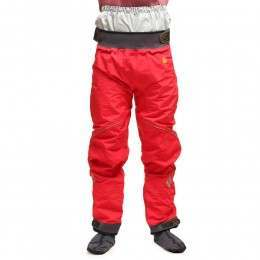 PALM ION PANT KAYAK WATERPROOF TROUSERS RED