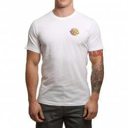 VonZipper Sunrise Tee White
