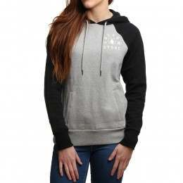 Volcom Commin Back Hoody Heather Grey