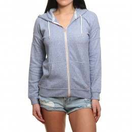 Volcom Lil Z/Hoody Washed Blue