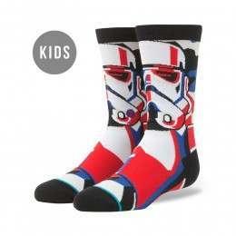 Stance X Star Wars Boys Trooper Mosaic Socks Black