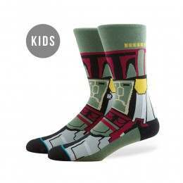 Stance Boys Star Wars X Bobba Fett Socks Green