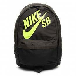 NIKE SB PIEDMONT BACKPACK Black/Neon