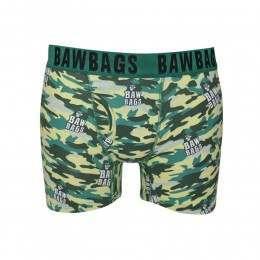 BAWBAGS CAMMO BOXERS Green