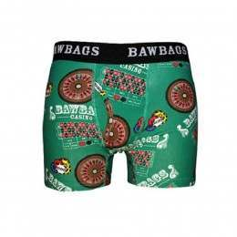 BAWBAGS CASINO BOXERS Green