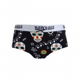 Bawbags Day Of The Dead Ladies Black