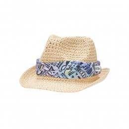 Animal Girls Lottie Straw Hat Natural