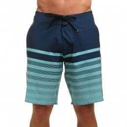 Rusty Nitro Marle Boardshorts Maui Blue