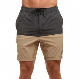 Rusty Duo Marle Boardshorts Fennel
