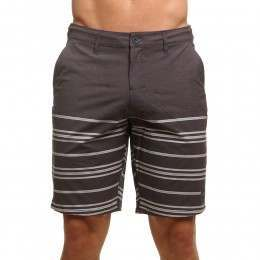 Rusty Graves Hybrid Shorts Black