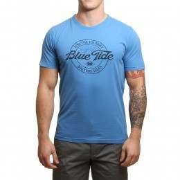 Blue Tide For The Journey Tee Regatta