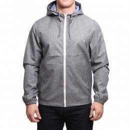 Element Alder Jacket Grey Heather