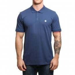 Element Freddie Polo Shirt Midnight Blue