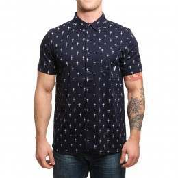 Element Hallen Shirt Eclipse Navy