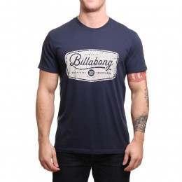 Billabong Pitstop Tee Navy