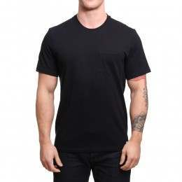 Element Basic Pocket Tee Flint Black