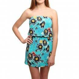 Billabong New Amed Dress Costa Blue