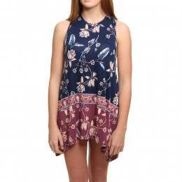 Billabong By And By Dress Starry Night