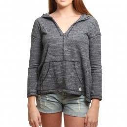 Billabong Wound Up Hoody Black White