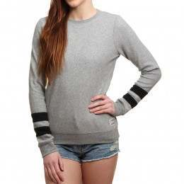 Element Mia Sweater Heather Grey