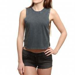 RVCA Minor Bet Top Greyskull