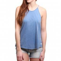 Billabong Essential Point Tank Costa Blue