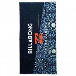 Billabong Slash Beach Towel Navy