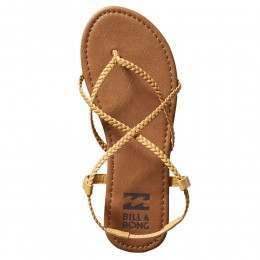 Billabong Crossing Over Sandals Tan