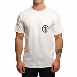 Captain Fin New Wave Tee White