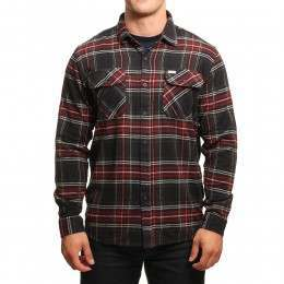 Captain Fin Clark L/S Shirt Red