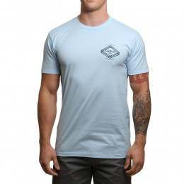Captain Fin Proven Tee Light Blue