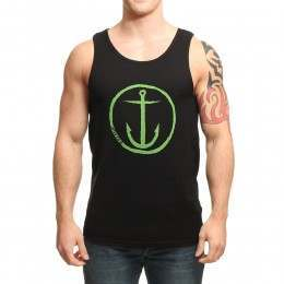 Captain Fin Original Anchor Vest Black