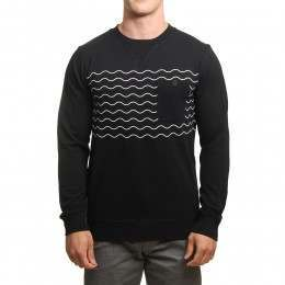 Ripcurl Wavy Party Crew Black