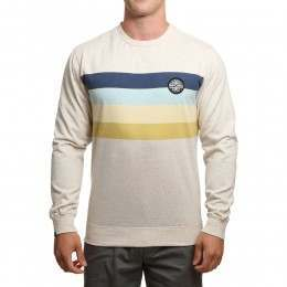 Ripcurl From The Sea Crew Pistachio Shell