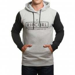 Ripcurl Corp Bloc Hoody Cement Marle